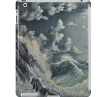 STORMY SEA iPad Case/Skin
