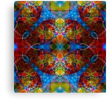 Stained Glass Buffet 2500 Canvas Print