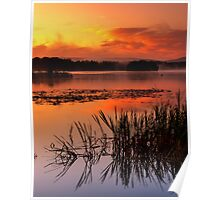 Lake of Menteith, Trossachs Poster