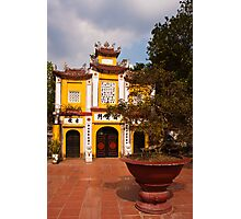 Vietnam Temple Photographic Print