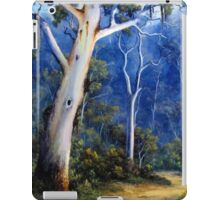 DOWN IN THE VALLEY iPad Case/Skin