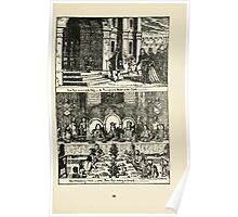 The Cruikshank Fairy Book Four Famous Stories George Cruikshank 1911 0053 Tom Puss King and Wedding Feast Poster