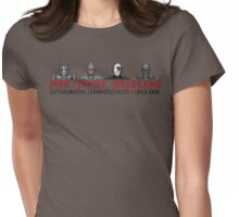 Pest Control Specialists Womens Fitted T-Shirt