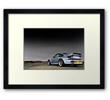 Possibly the ultimate Porsche 911 .... Framed Print