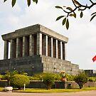 Ho Chi Minh Mausoleum by Nickolay Stanev