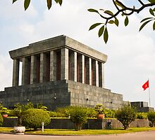 Ho Chi Minh Mausoleum by Nickolay Stanev