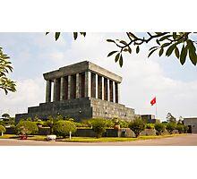 Ho Chi Minh Mausoleum Photographic Print