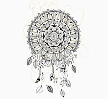 Mandala dreamcatcher, attrape rêve Women's Tank Top