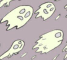 Ghost Pittie Sticker