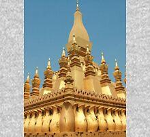 a sprawling Laos landscape T-Shirt