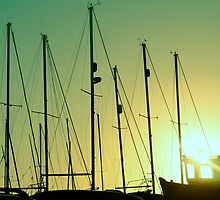 Masts by Samuel Fletcher
