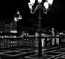 Street lights by Mario Curcio