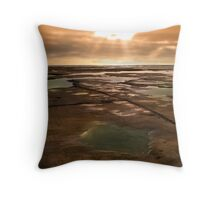 Impossible Pools Throw Pillow