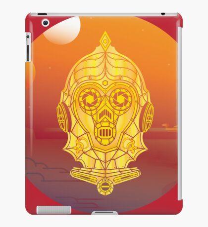 Steampunk C-3PO iPad Case/Skin