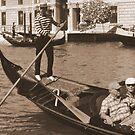 Venetian romance by Christine Oakley