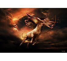 The Centaur Photographic Print