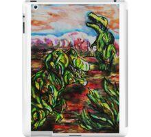 Dino Drama iPad Case/Skin