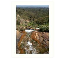 Lesmurdie Falls ~ Western Australia Art Print