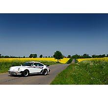 Martini Racing Turbo .... Photographic Print