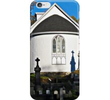 Chapel of Our Lady of Sorrows  iPhone Case/Skin