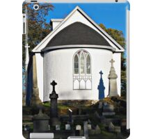 Chapel of Our Lady of Sorrows  iPad Case/Skin