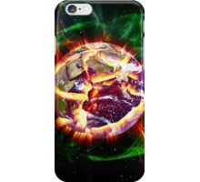 Earth Explodes  iPhone Case/Skin