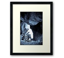 Goblin Shaman Framed Print