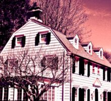 Amityville Horror House - Today ( 2015 ) Sticker
