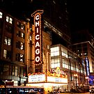 Chicago Theatre by Tim Georgi