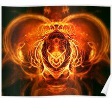 Spirit fire Poster