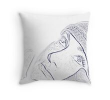 Freckle Throw Pillow