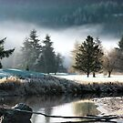 On the Frozen Green by kirsten116