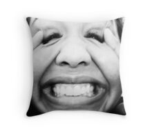 Maria Part 2 Throw Pillow