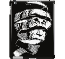 E=MC ESCHER iPad Case/Skin