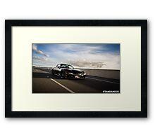Mazda FD RX7 Spirit R Framed Print