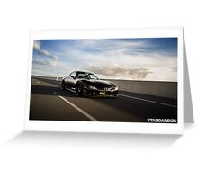 Mazda FD RX7 Spirit R Greeting Card
