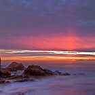Laguna Beach Sunset by socalmark