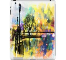Soon,.....The Day Ends iPad Case/Skin