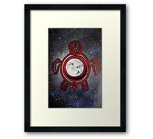 13th Moon Framed Print