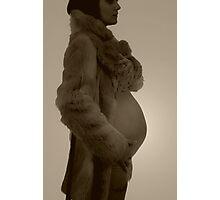 liz by:glenn goulding copyright  Photographic Print