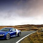 The Audi R8 V 10 .... by M-Pics