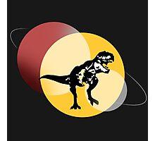 Space T-rex Photographic Print