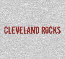 Cleveland Rocks! by jdbruegger