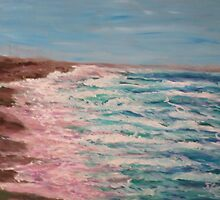 seascape by Jill Camilleri