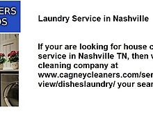 Laundry Service in Nashville - www.cagneycleaners.com by cagneycleaners0