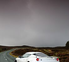 The new Lotus Evora .... by M-Pics