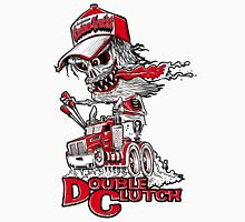 Double Clutch Skull Design Unisex T-Shirt