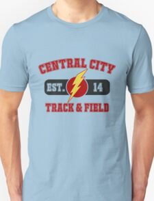 Central City Track & Field V2 Unisex T-Shirt