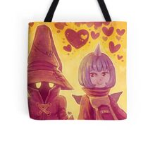 Final Fantasy IX - Eiko and Vivi Tote Bag