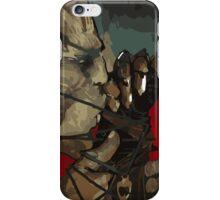 Iron Bull Tarot Card 2 iPhone Case/Skin